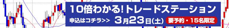 3月23日よりアイ株式スクールでトレードステーションセミナー開催